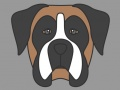 Joc Doggy Face Coloring