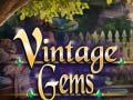 Игра Vintage Gems