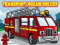 Ігра Transport Jigsaw Deluxe
