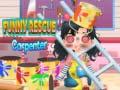 Hra Funny Rescue The Carpenter
