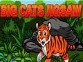 Ігра BIG CATS JIGSAW