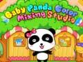 Spel Baby Panda Color Mixing Studio