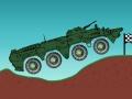 Ігра Car Physics BTR 80
