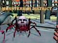 Игра Monsters In District