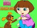 Joc Dora Coloring Book
