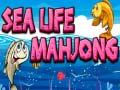 Игра Sea life mahjong