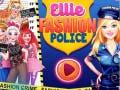 Игра Ellie Fashion Police