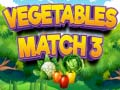 Ігра Vegetables match 3