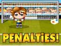Ігра Penalties!