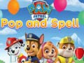 Ігра PAW Patrol Pop and Spell