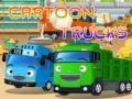 Ігра Cartoon Trucks