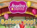Ігра Angelina Ballerina Balloon Pop