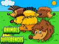Игра Animals Differences