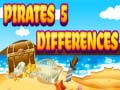Игра Pirates 5 differences
