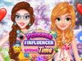 Игра Princess #Influencer SpringTime
