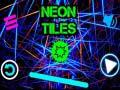 Игра Neon Tiles