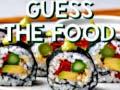 খেলা Guess The Food