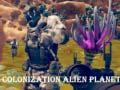 Игра Colonization Alien Planet
