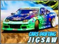 Игра Cars Drifting Jigsaw