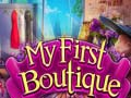 Игра My First Boutique