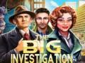 Игра The Big Investigation