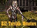 Игра Kill Terrible Monsters