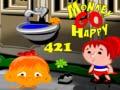 Игра Monkey GO Happy Stage 421