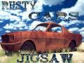 Игра Rusty Cars Jigsaw