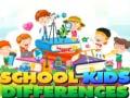 Игра School Kids Differences
