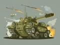 Игра Military Vehicles Match 3