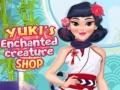 Игра Yuki's Enchanted Creature Shop