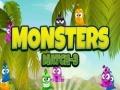 খেলা Monster Match-3