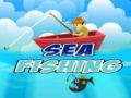Игра Sea Fishing