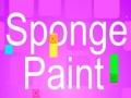 Игра Sponge Paint