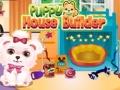 Игра Puppy House Builder