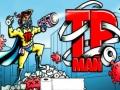Игра Toilet Paper Man Corona Battle