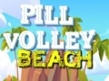 Игра Pill Volley Beach