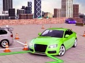Игра Classic Car Parking Challenge