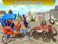 Игра City Cycle Rickshaw Simulator
