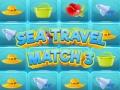 Игра Sea Travel Match 3