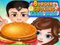 Oyun Buger Cooking Food Shop