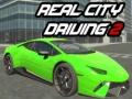 Игра Real City Driving 2