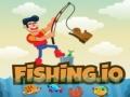 Игра Fishing.io