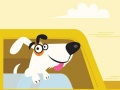 Игра Adorable Puppies in Cars Match 3