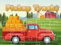 Игра Pickup Trucks Jigsaw