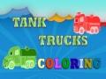 Ігра Tank Trucks Coloring