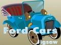 Cluiche Ford Cars Jigsaw