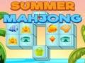 Ігра Summer Mahjong
