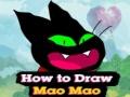 Ігра How to Draw Mao Mao