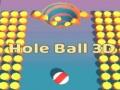 Ігра Hole Ball 3D